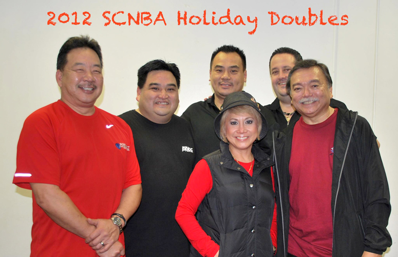 2012 SCNBA Holiday Dbls