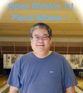 Open 1st place