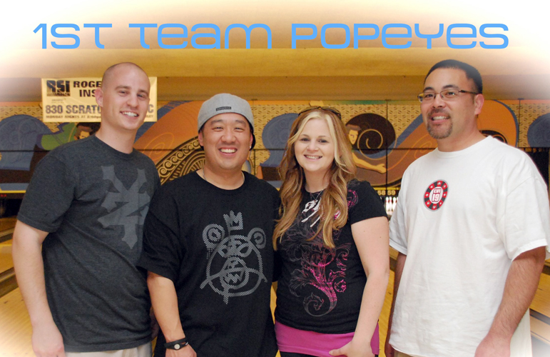 Team Popeyes