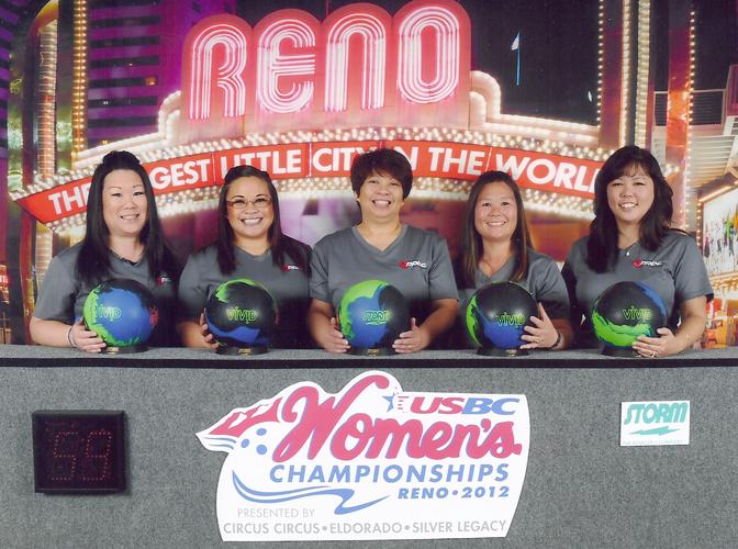 Women's Champ. 2012
